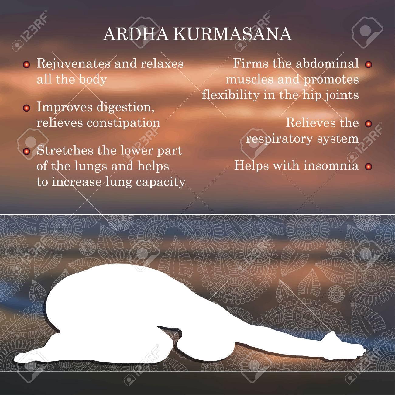 Kurmasana Benefits In English