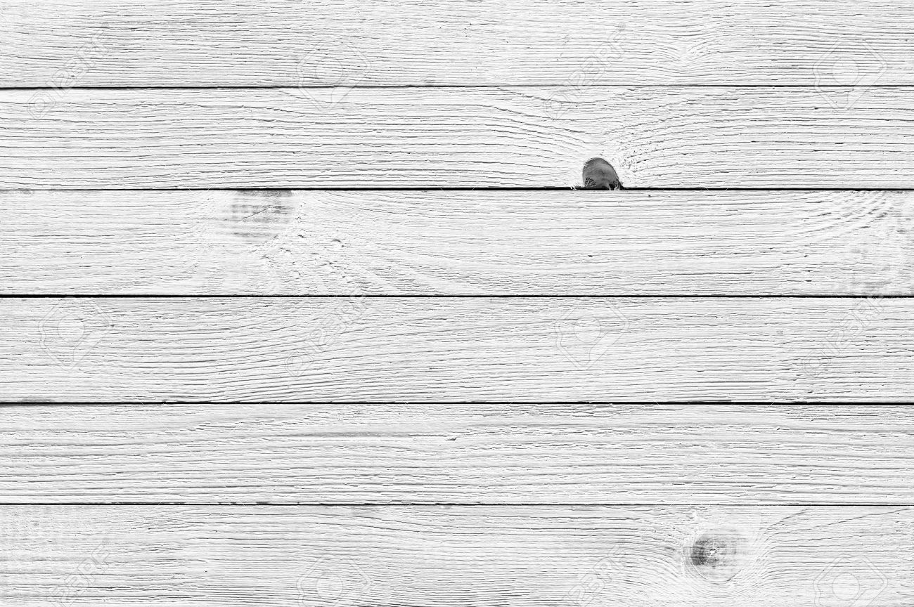 Superbe Rustic Painted White Wood Plank Texture Background. Stock Photo   37248128