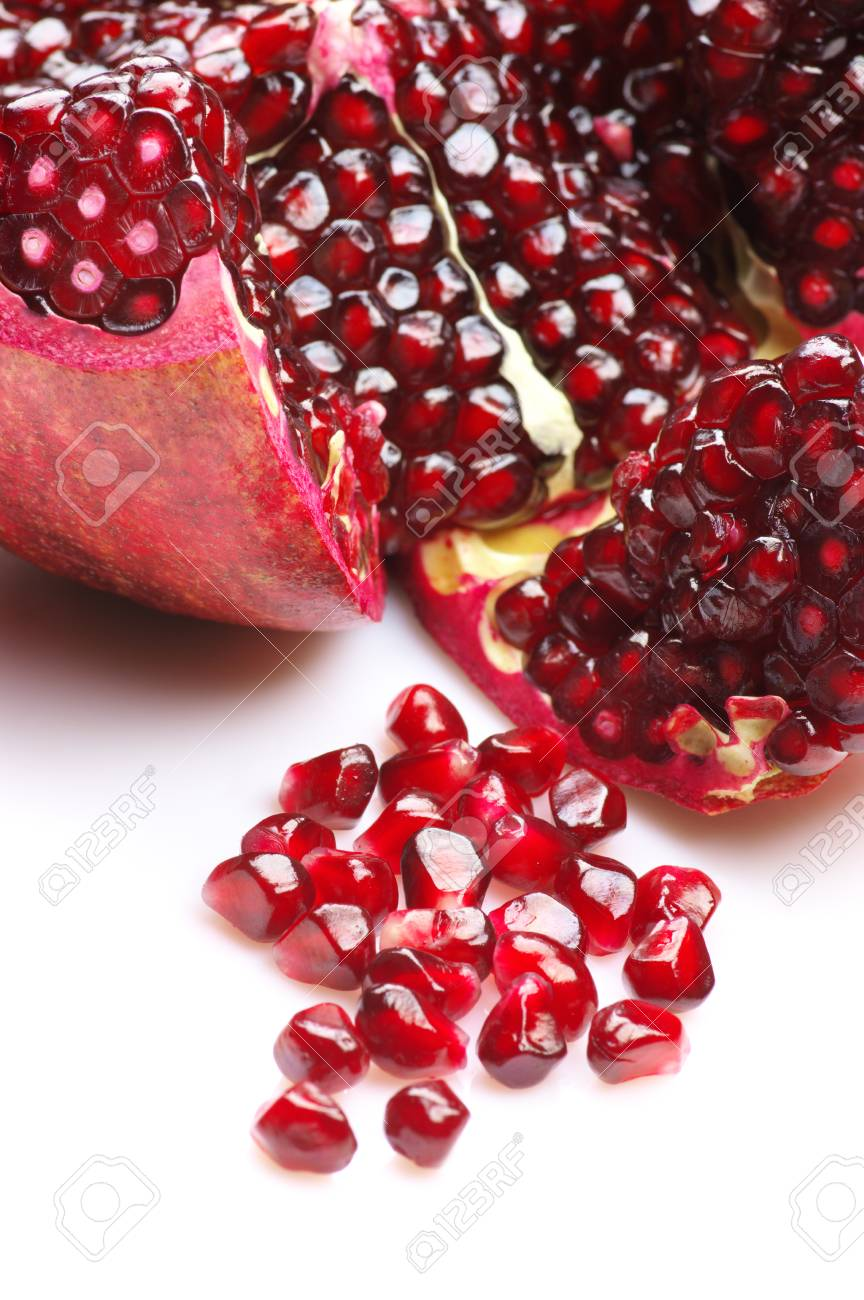 Image result for free images cut pomegranate