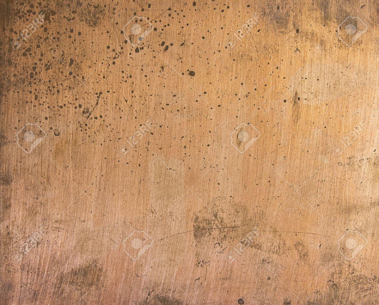 copper plate texture - 40288385