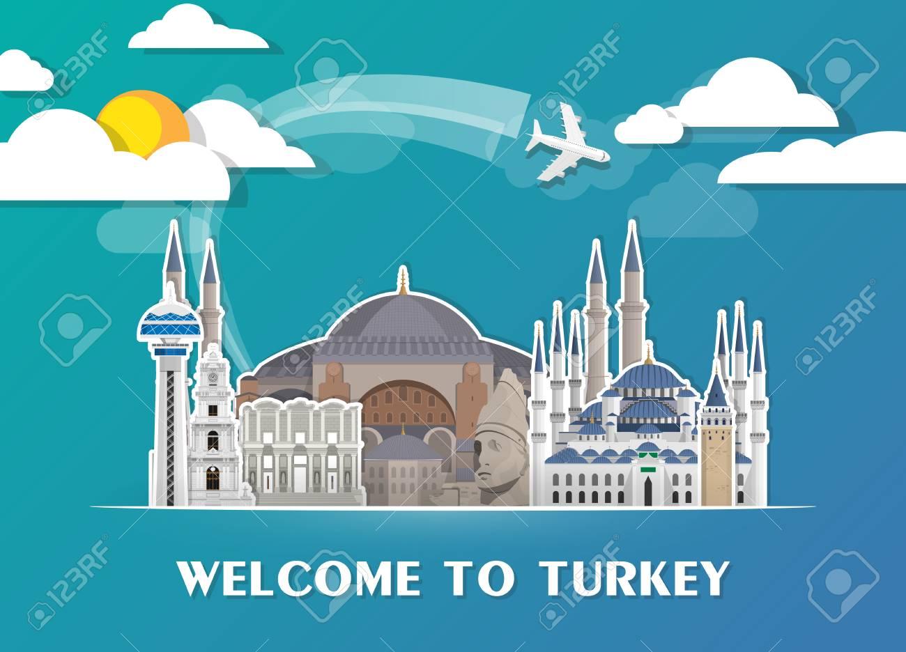 Tolle Vorlage Für Die Türkei Zeitgenössisch - Beispiel Business ...