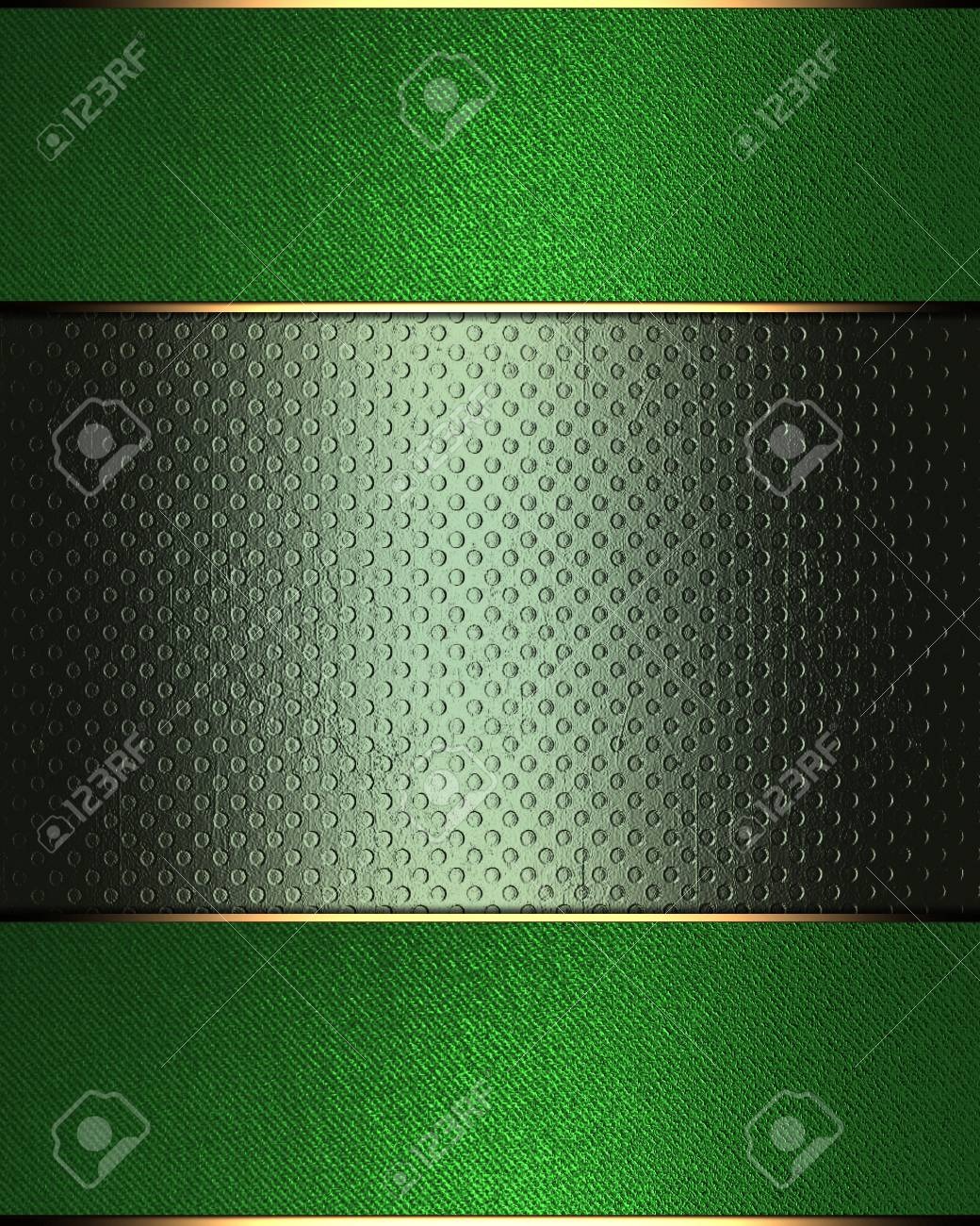 Immagini Stock Il Modello Per Liscrizione Abstract Sfondo Verde