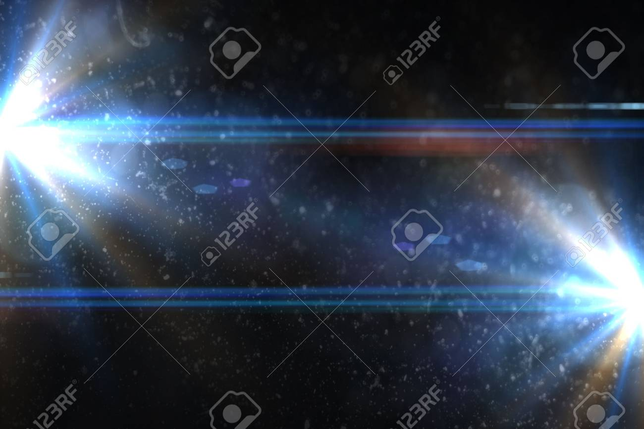 Star, sun with lens flare  Rays background Stock Photo - 16383487