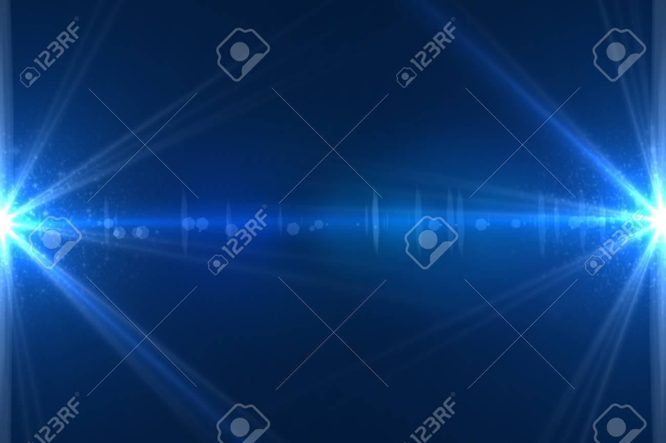 Design template - Star, sun with lens flare  Rays background Stock Photo - 16561685