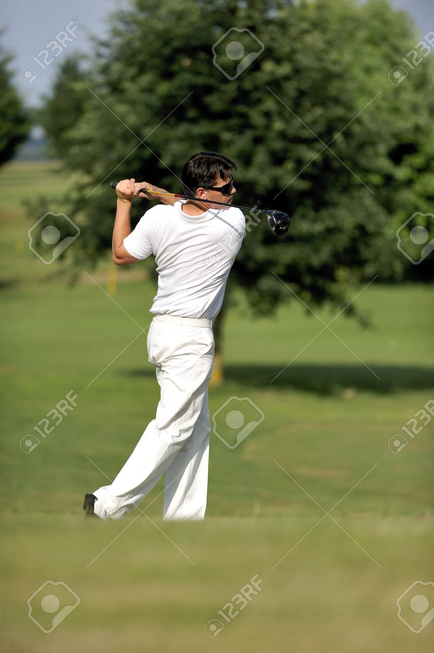 Golf Stock Photo - 3244610
