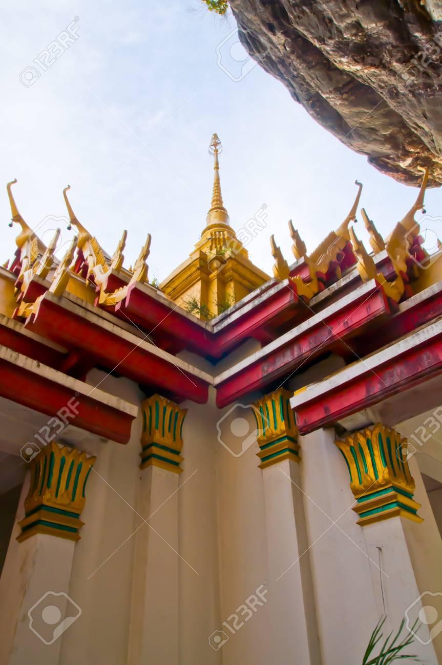 Wat phrabuddhachay Saraburi, Thailand Stock Photo - 13531341
