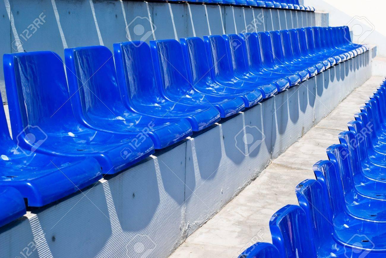 stadium seats - 6972493
