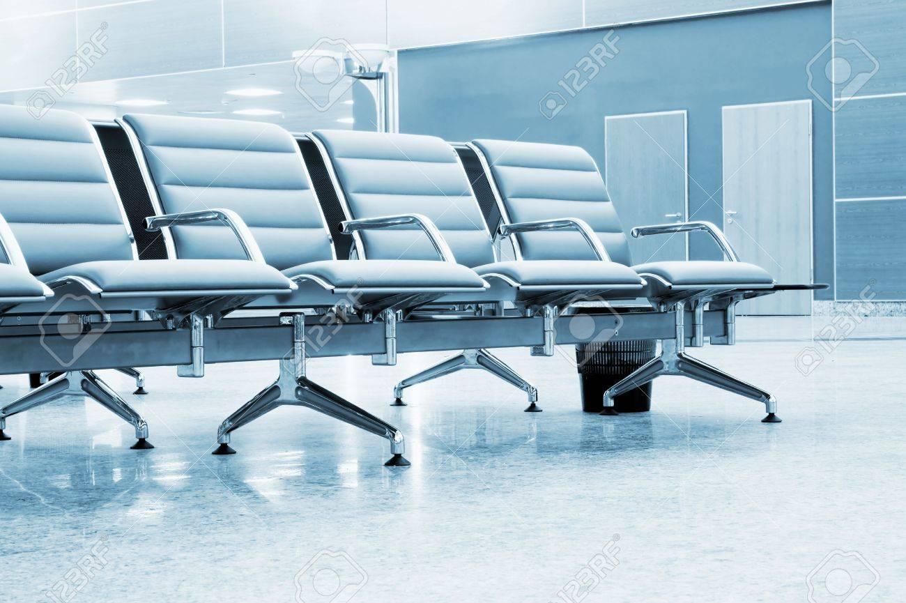 Modern Architecture Airport Terminal - 7687963