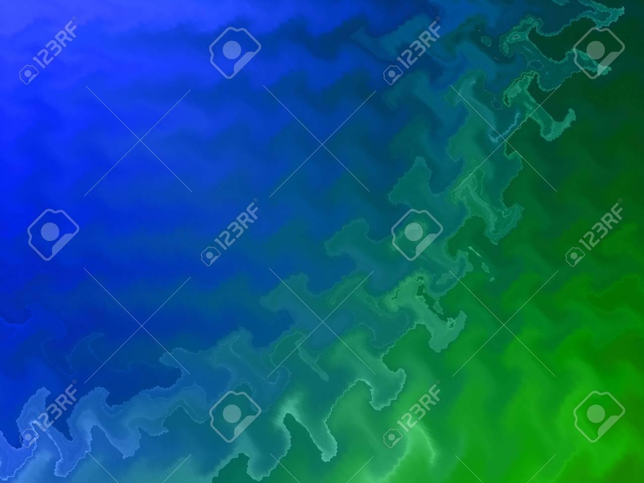 Immagini Stock Generato Sfondo Blu Verde Image 6188835
