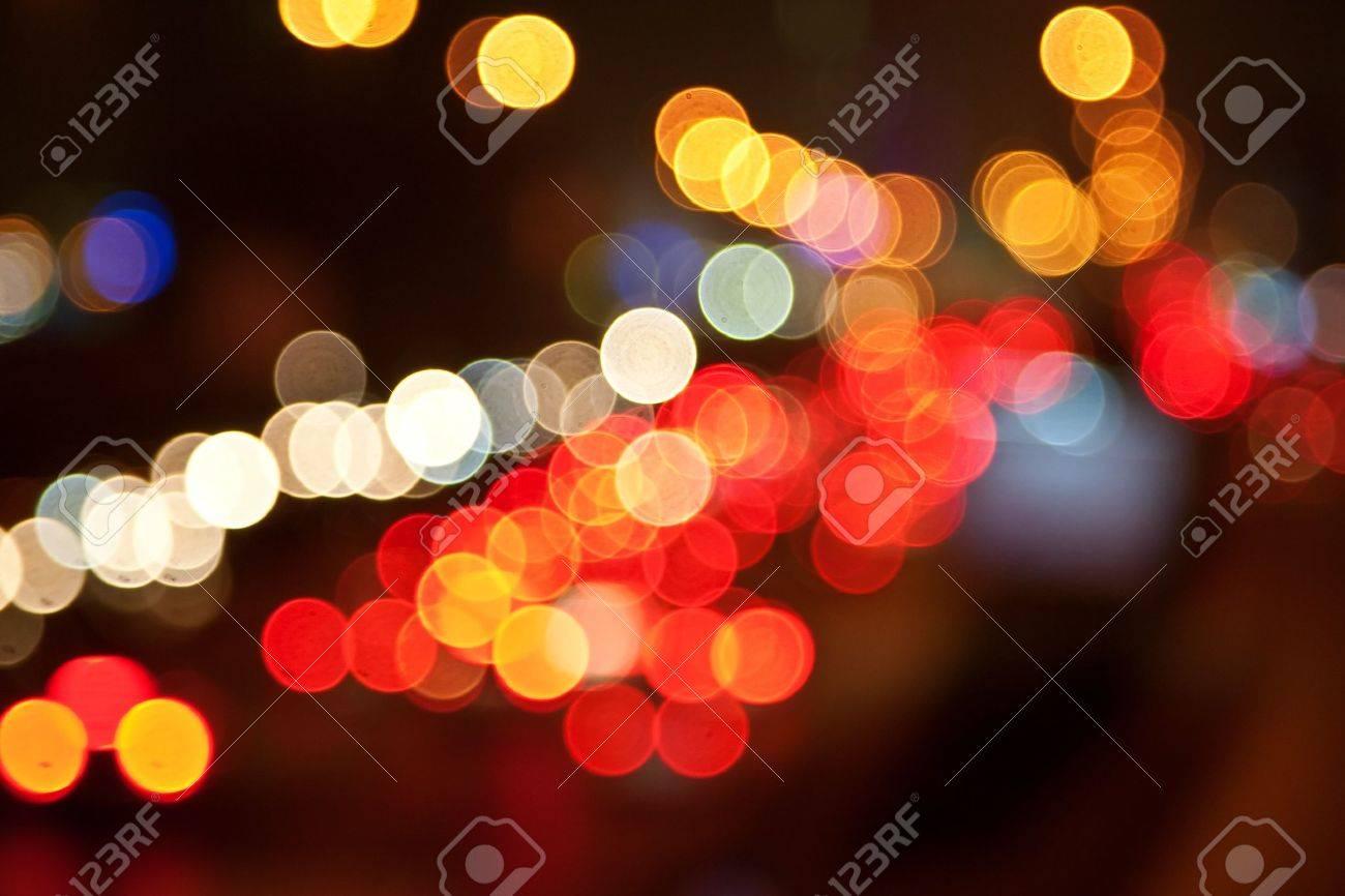 Night lights of the big city - 7016721