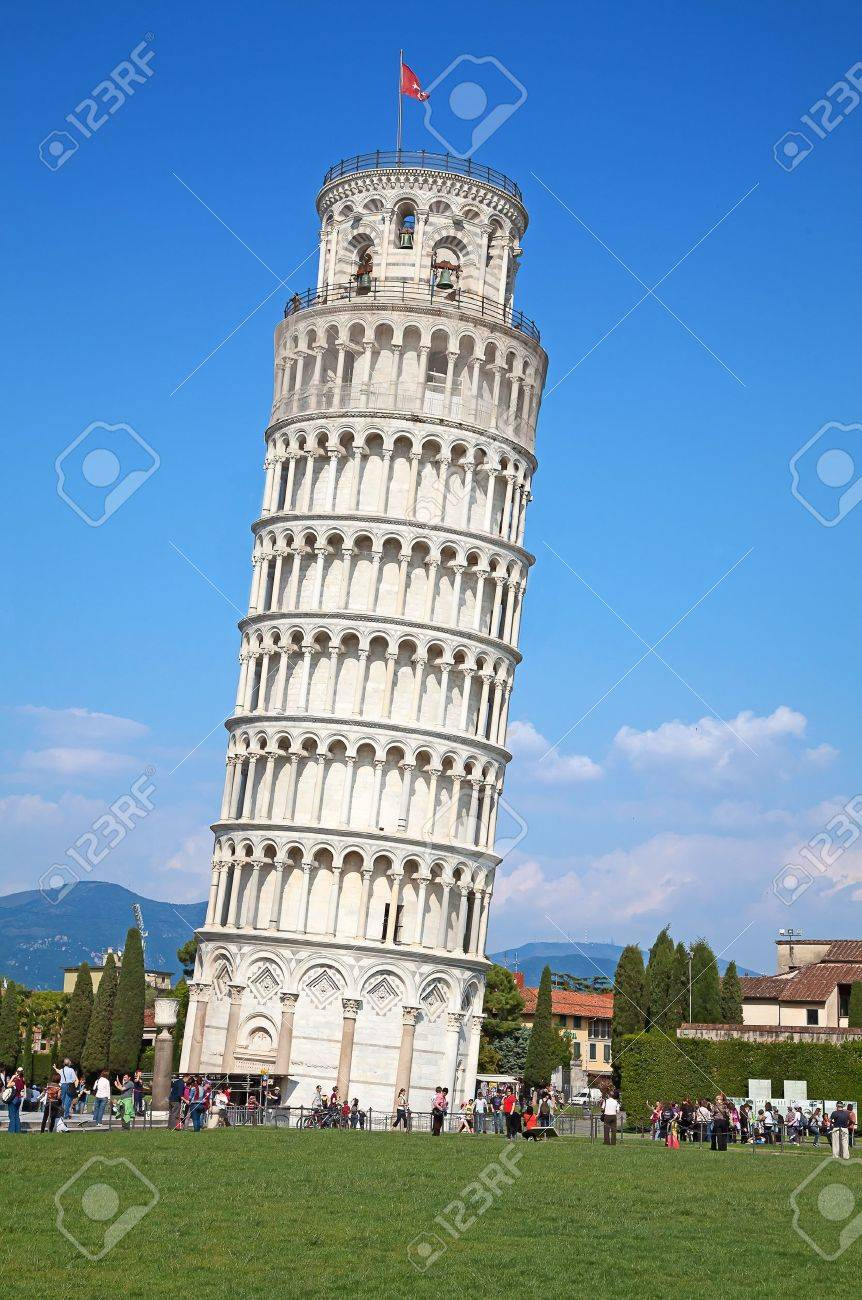 Leaning tower of Pisa, Italy - 23232377