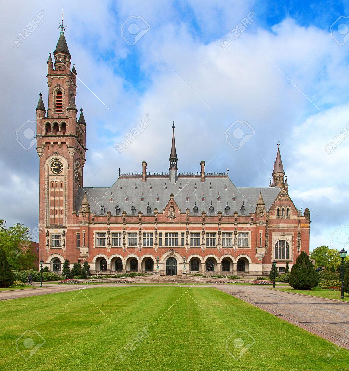 International court of justice in Hague, Netherlands - 19847756