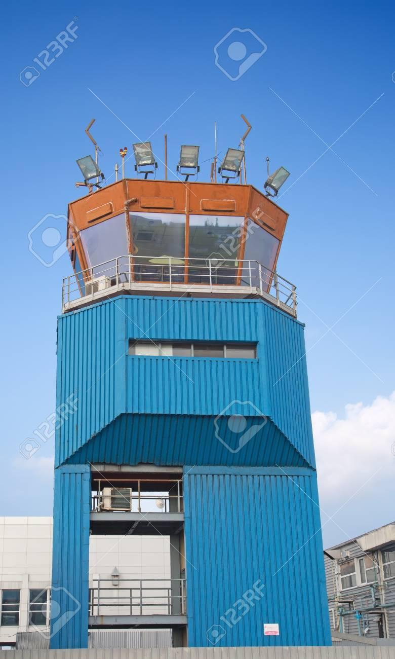 Aeroporto Male Maldive : Male february control tower of the male international