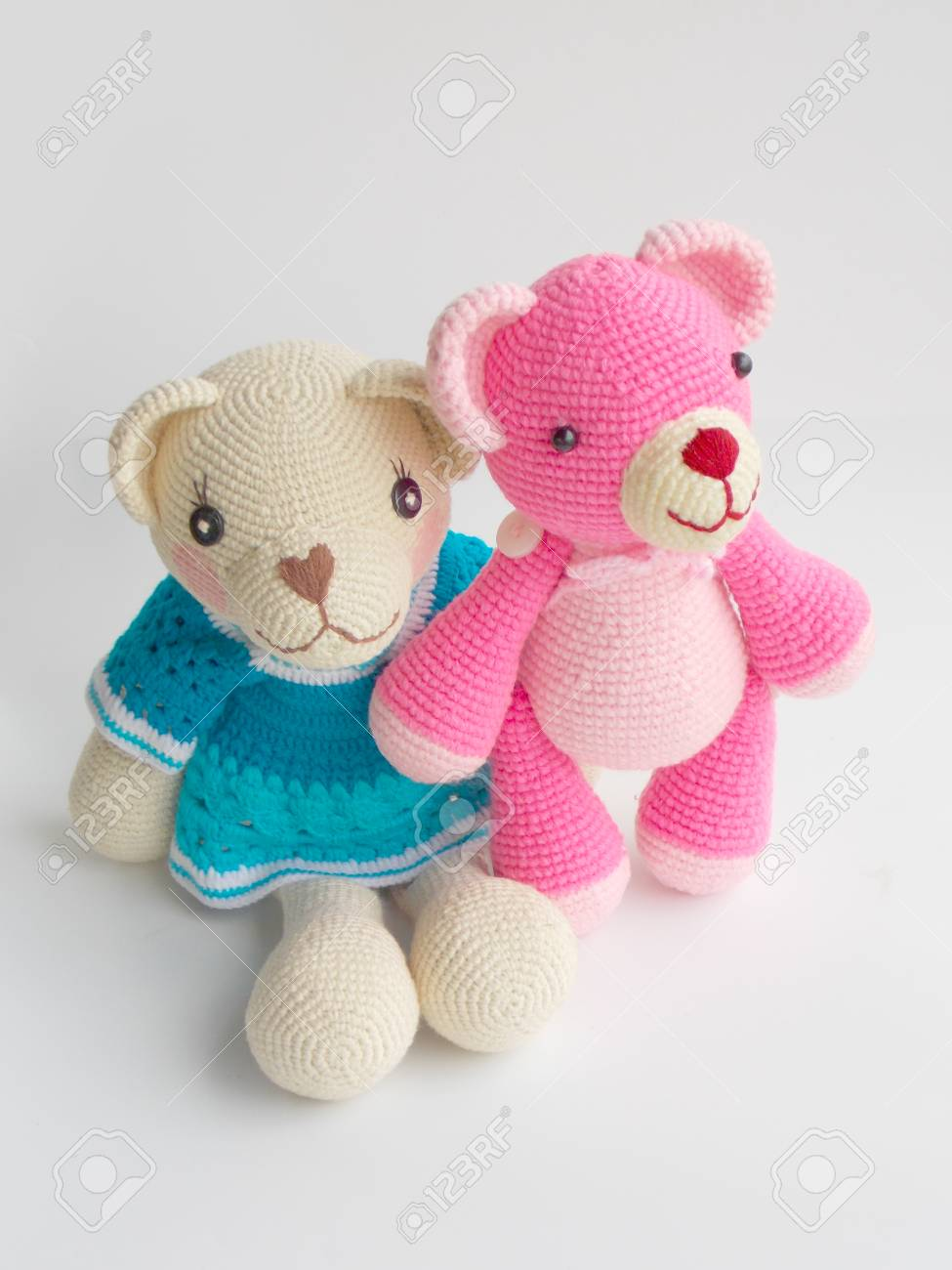 Amigurumi Crochet Teddy Bear Toys Free Patterns (With images ... | 1300x975