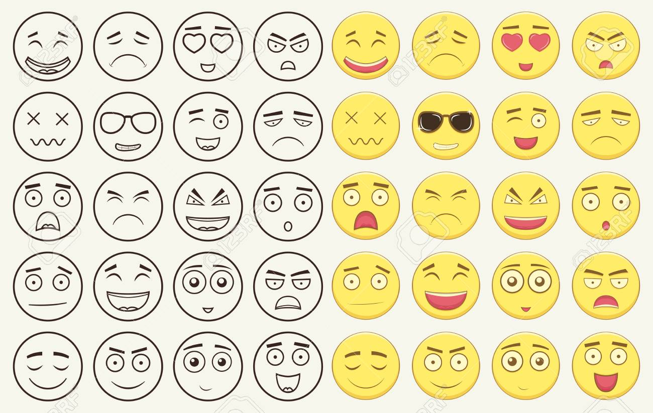 Smiley sms