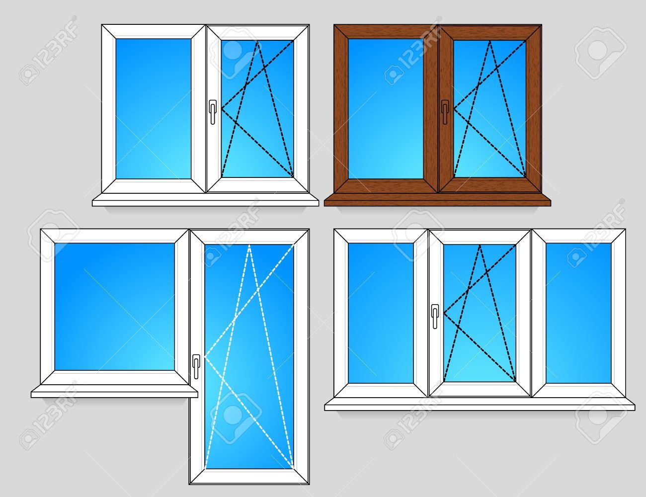 Нарисовать окно пвх для балкона с полукругом.
