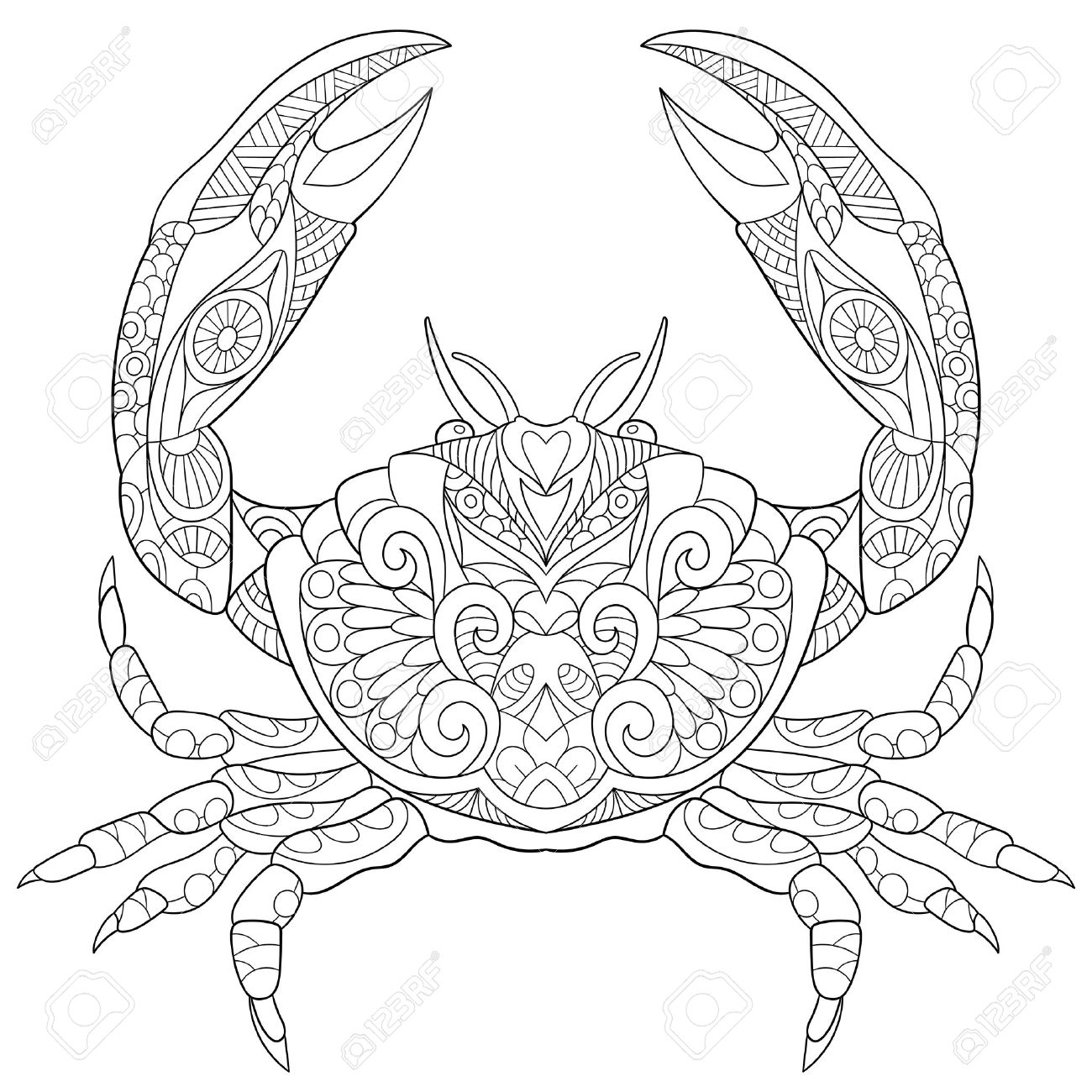 Lionfish Coloring Page. Cool Lionfish Coloring Page Watering Can ...
