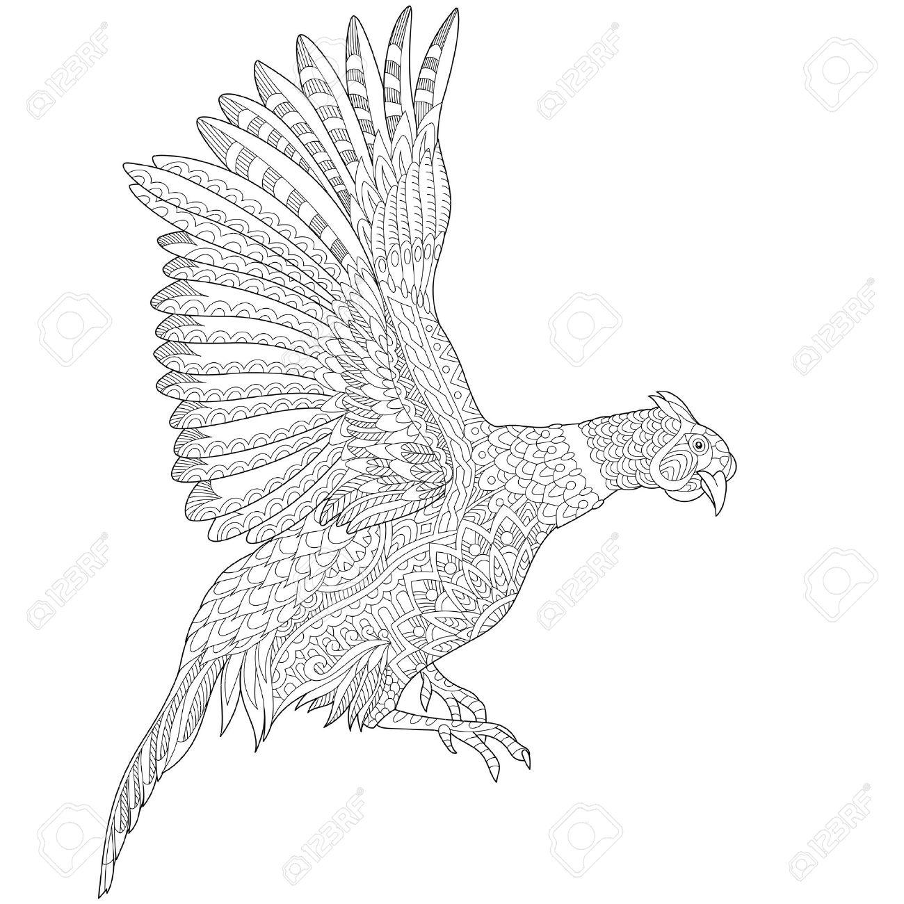 Wunderbar Phoenix Malvorlagen Fotos - Malvorlagen Von Tieren - ngadi ...