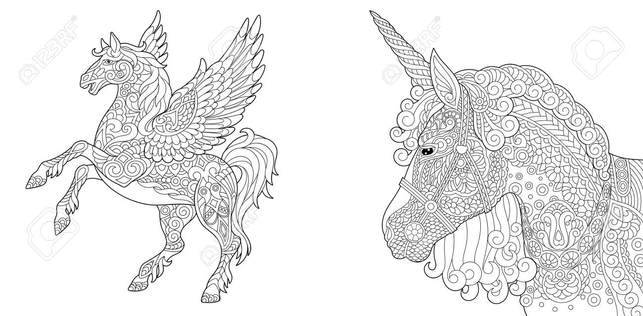 Coloring Pages Coloring Book For Adults Colouring Pictures