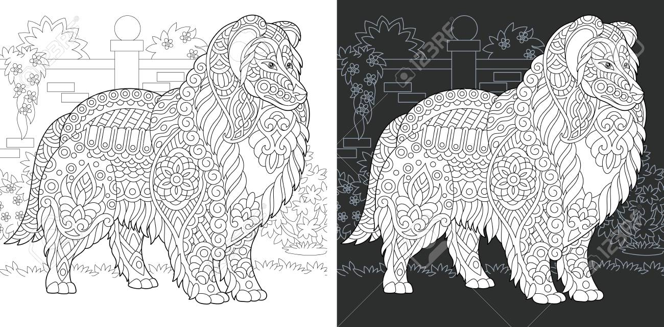 thoroughbred coloring pages.html