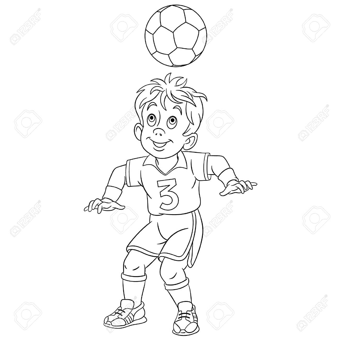 Coloring Pages Football Player | Football coloring pages, American ... | 1300x1300