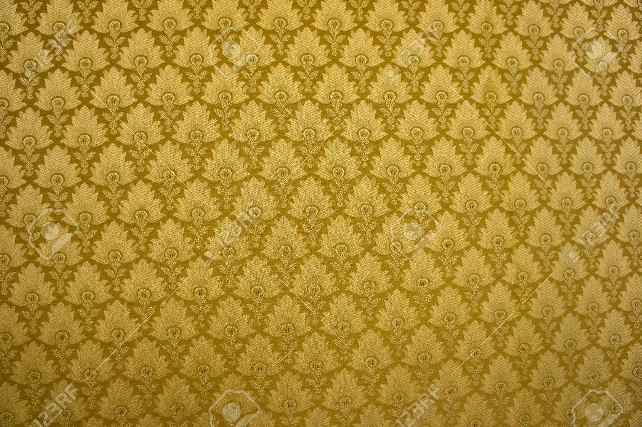 fabric design gold color background stock photo picture and royalty