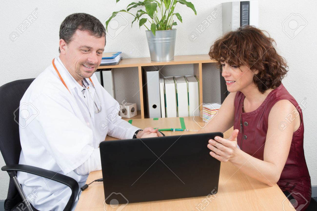 female pharmaceutical sales representative at office have meeting stock photo 51570534