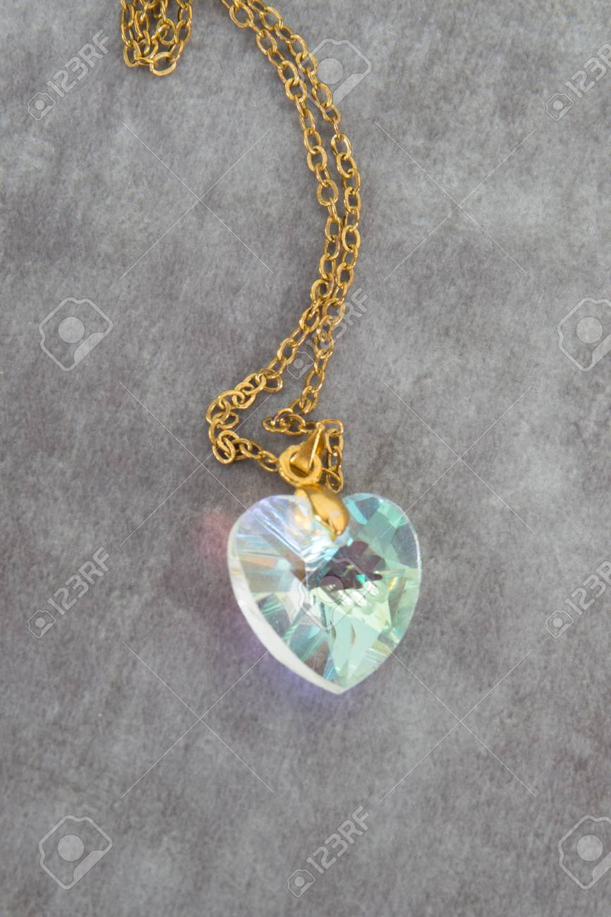 Blue topaz aquamarine diamond heart pendant necklace with chain blue topaz aquamarine diamond heart pendant necklace with chain isolated on white stock photo aloadofball Gallery