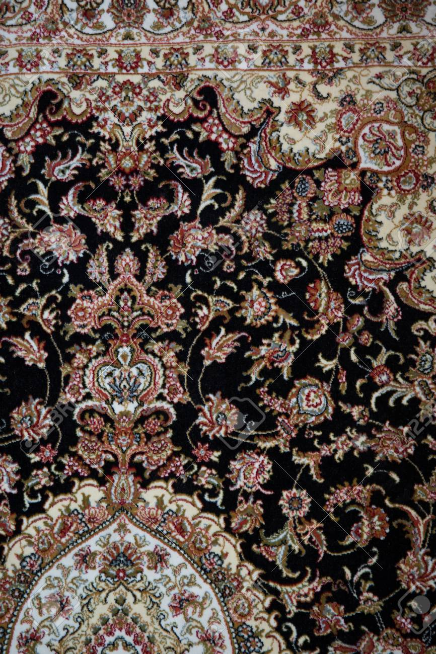 Background Or Wallpaper With A Old Carpet Stock Photo Picture And Royalty Free Image Image 73845090