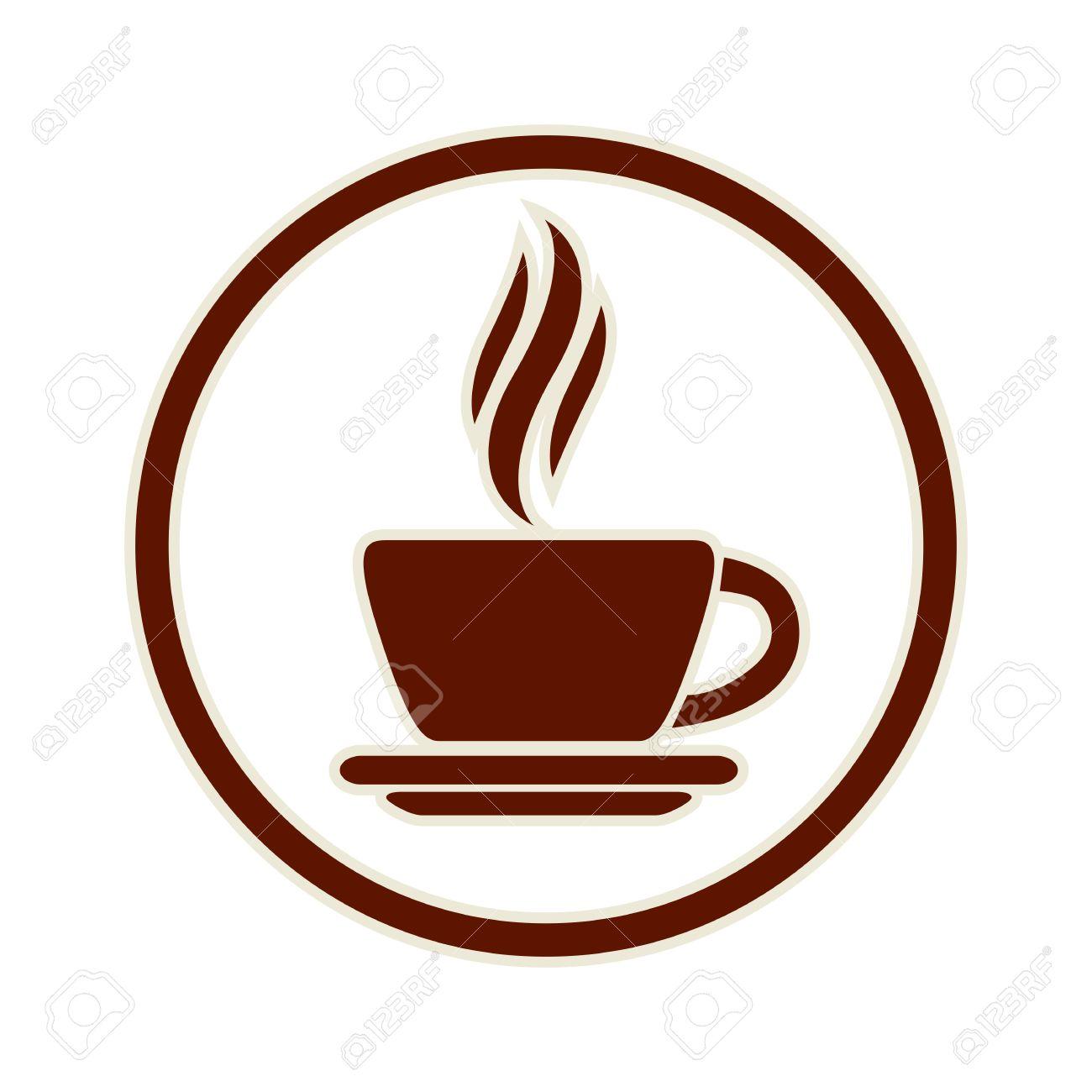 Coffee cup icon, vector. Stock Vector - 32721649