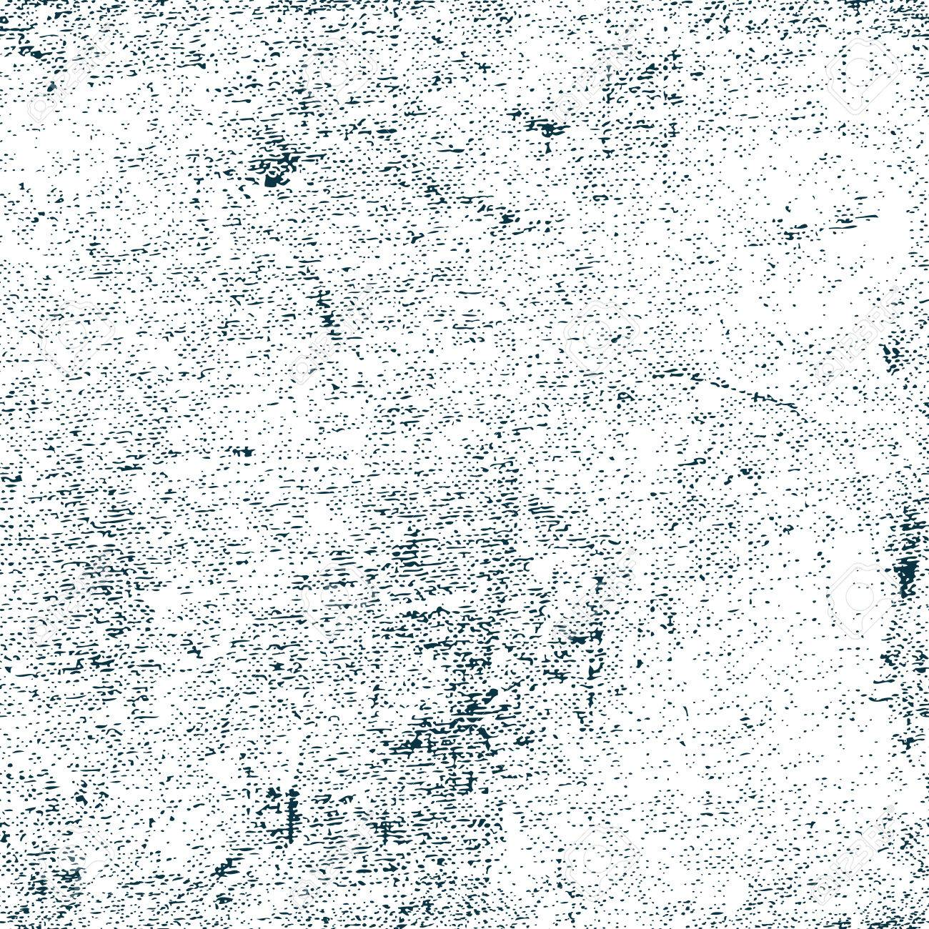 Seamless dirty rusty grunge texture, vector background