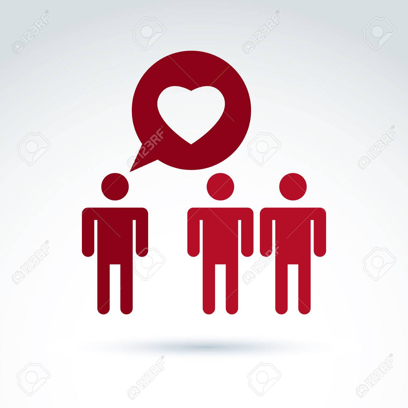 Heart and social medical and health organization icon vector heart and social medical and health organization icon vector conceptual stylish symbol for your design buycottarizona