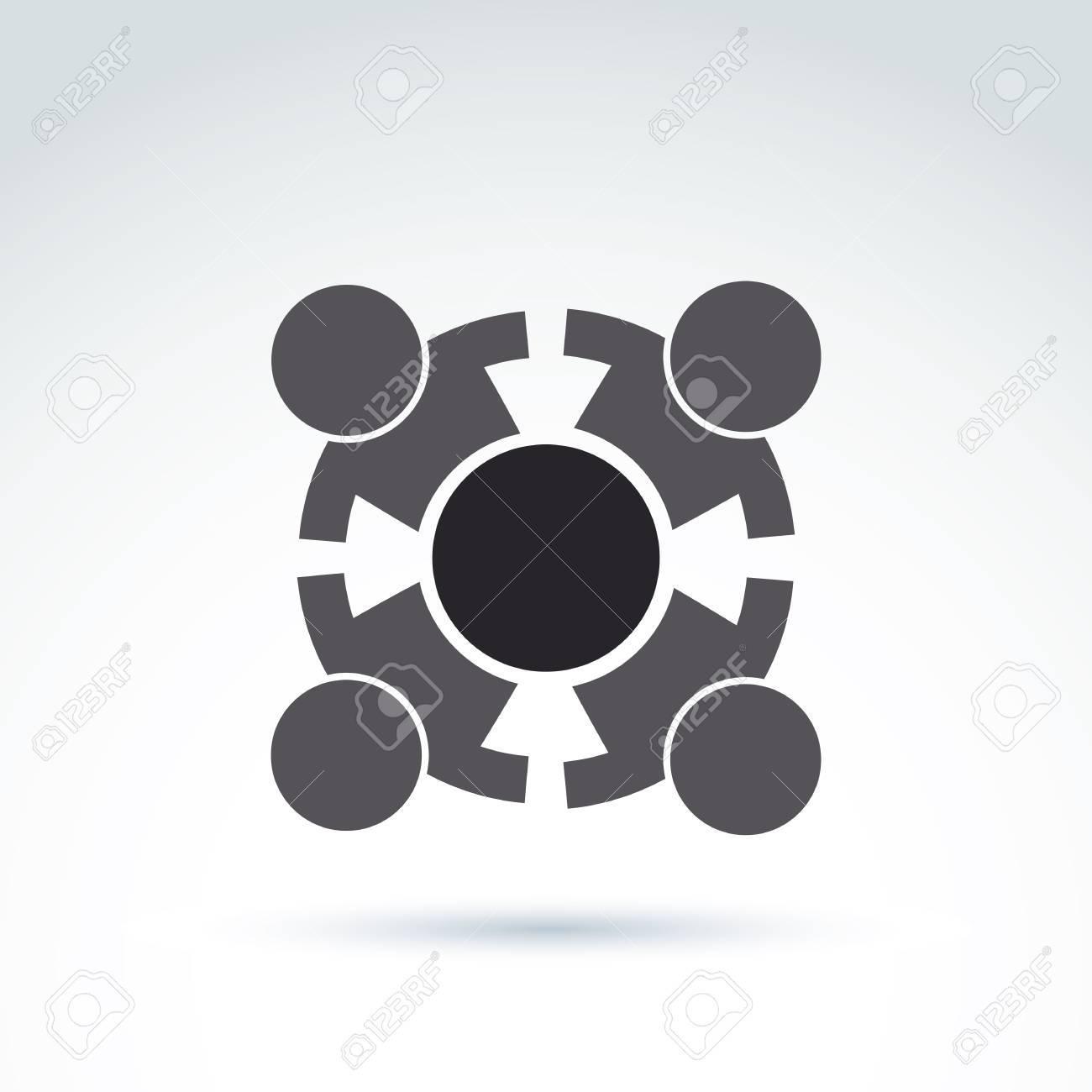 Teamwork and business team and friendship icon social group teamwork and business team and friendship icon social group organization conceptual unusual symbol buycottarizona