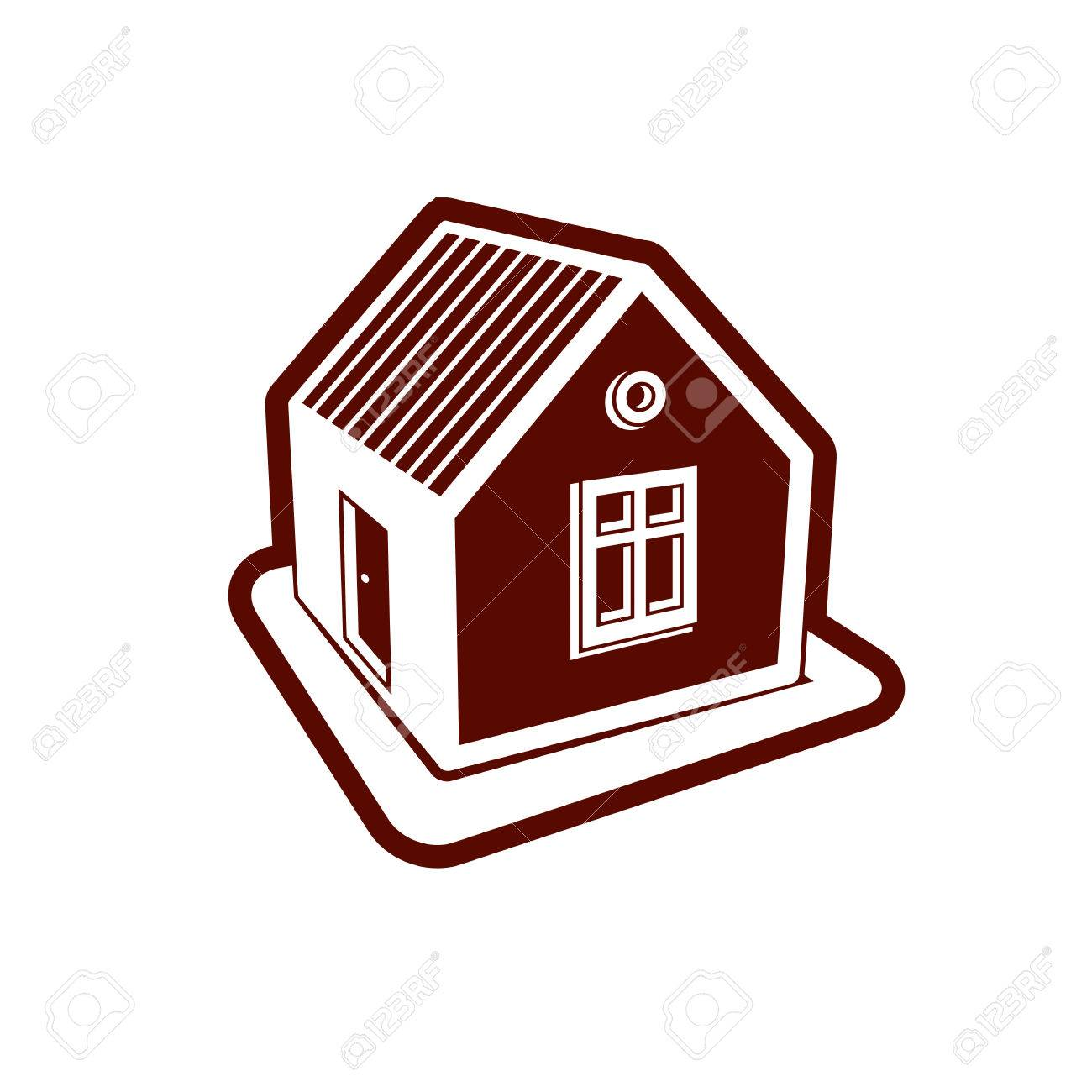 Simple Village Mansion Icon Vector Abstract House Country House Royalty Free Cliparts Vectors And Stock Illustration Image 51890355 Use this opportunity to see some imageries for your best ideas to choose, select one or more of these artistic galleries. simple village mansion icon vector abstract house country house