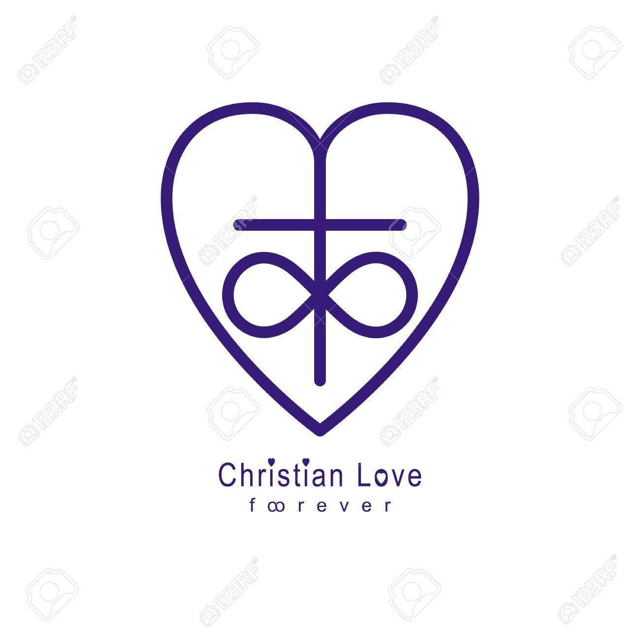 Symbol for eternity love images symbol and sign ideas everlasting love of god vector creative symbol design combined everlasting love of god vector creative symbol biocorpaavc