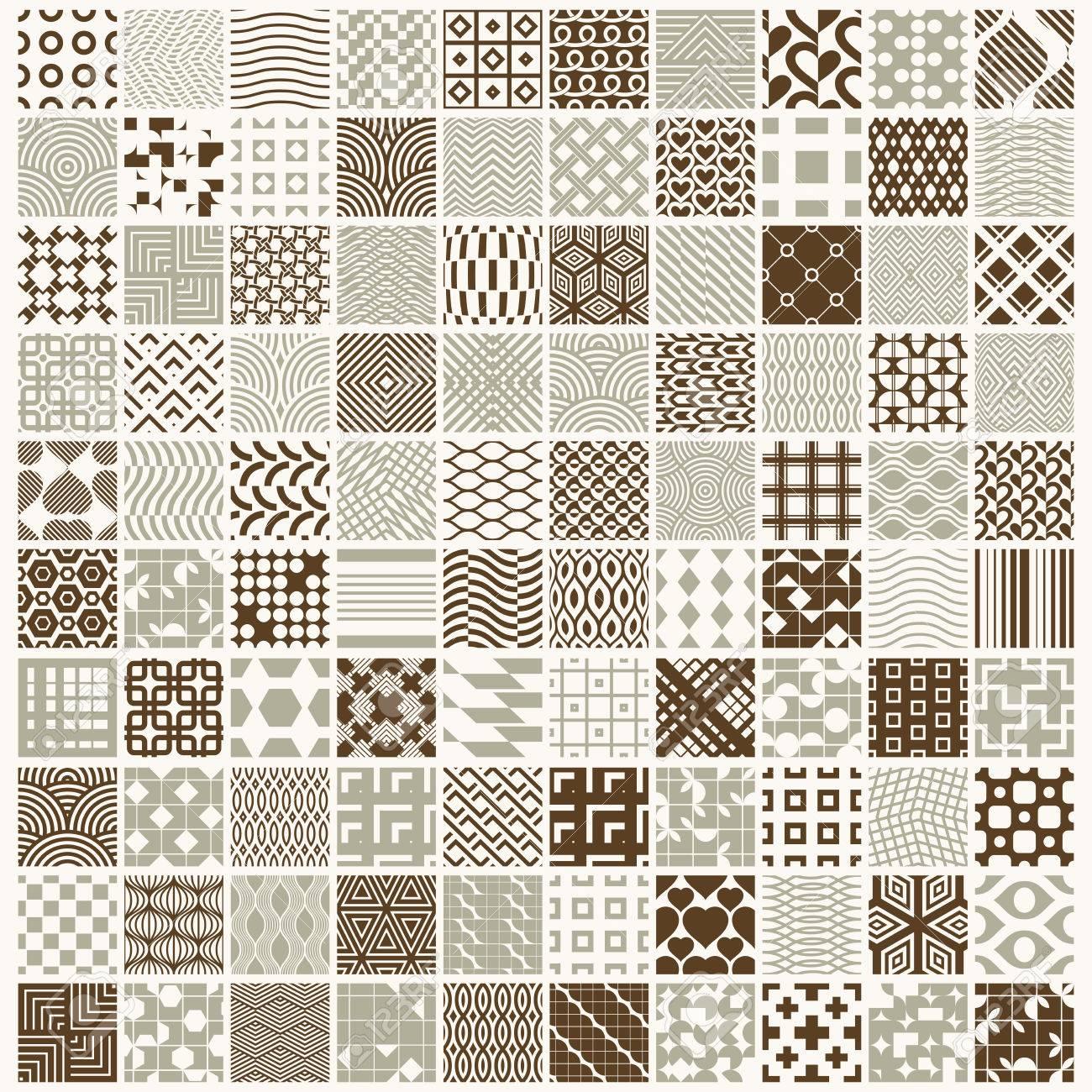 Las Texturas De La Vendimia Gráfica Del Vector Crearon Con Los ...