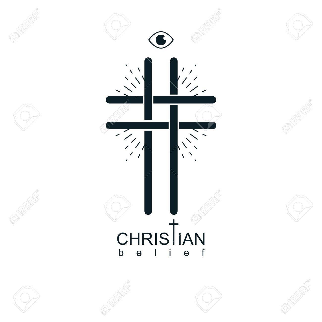 Christian cross true belief vector religion symbol christianity christian cross true belief vector religion symbol christianity jesus icon stock vector 72993251 biocorpaavc Gallery
