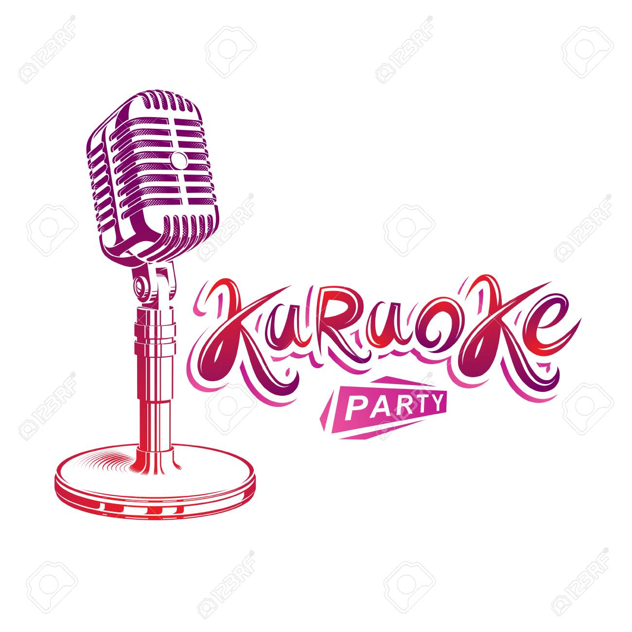 Leisure And Relaxation Lifestyle Presentation, Karaoke Party ...