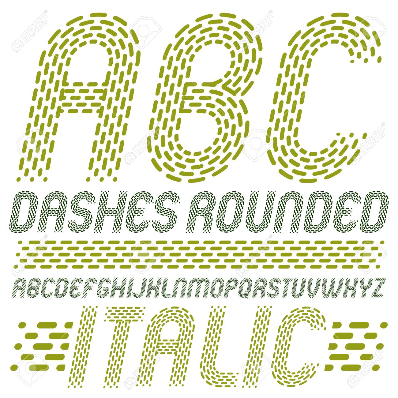 Abc Creation se rapportant à set of trendy vector capital english alphabet letters, abc isolated