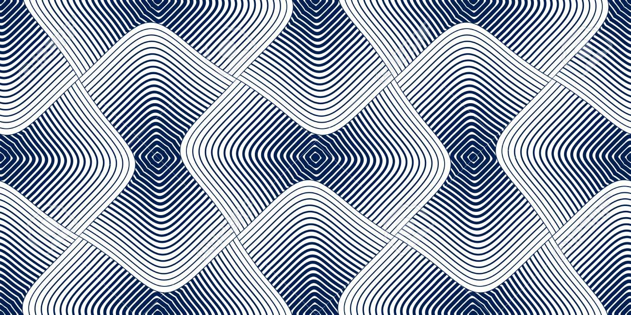 Seamless Geometric Pattern. Geometric Simple Fashion Fabric Print ...