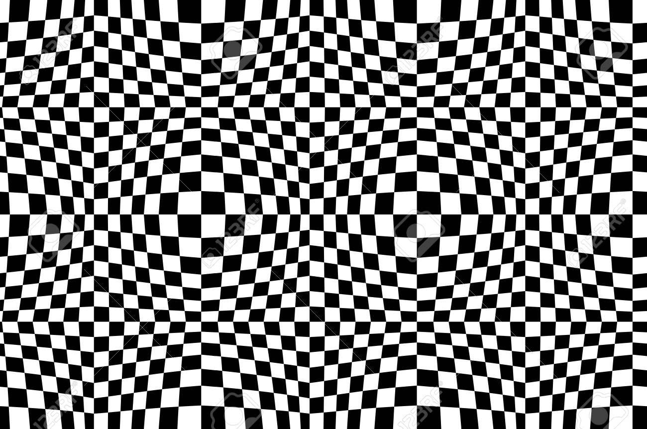 Optical Illusion Checkered Vector Abstract Seamless Background Royalty Free Cliparts Vectors And Stock Illustration Image 141057308