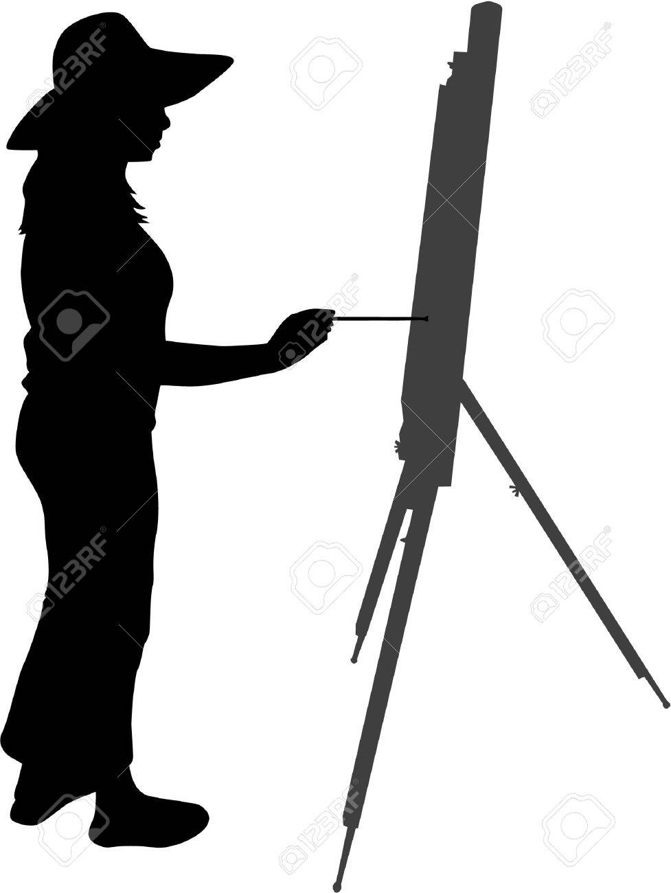 painter Stock Vector - 8741563