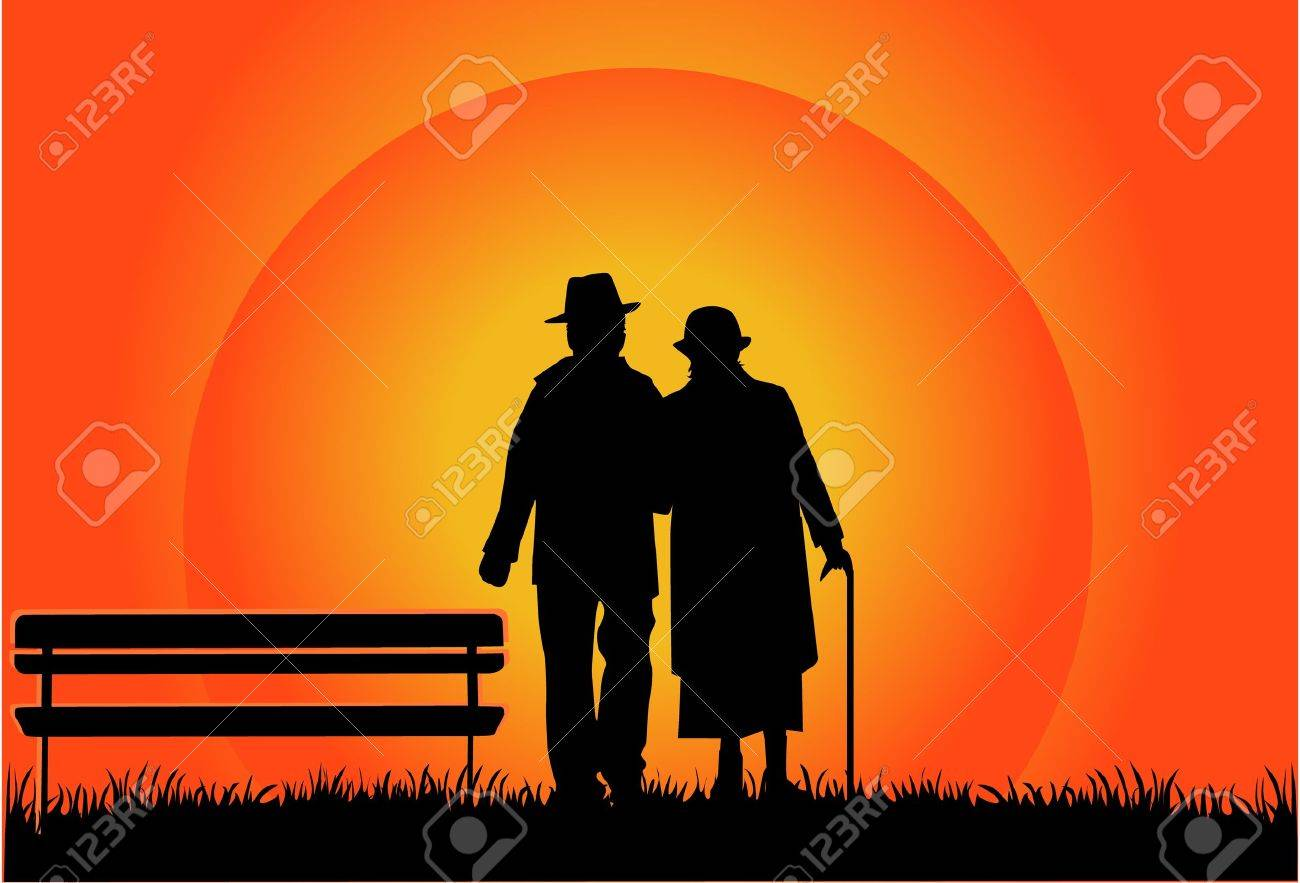 Senior Couple - 16259747
