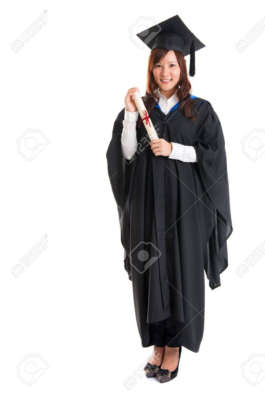 Cap And Gown Stock Photos & Pictures. Royalty Free Cap And Gown ...