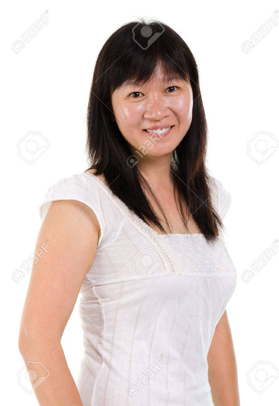 asian mature picture