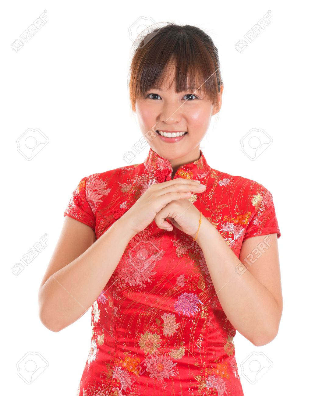 Asian ladies in nylons