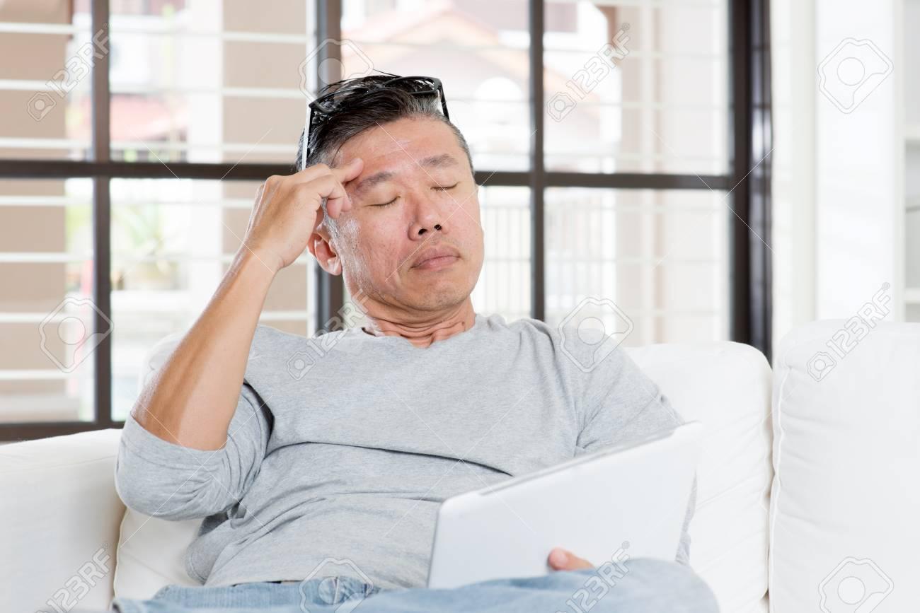 fatigue après 50 ans
