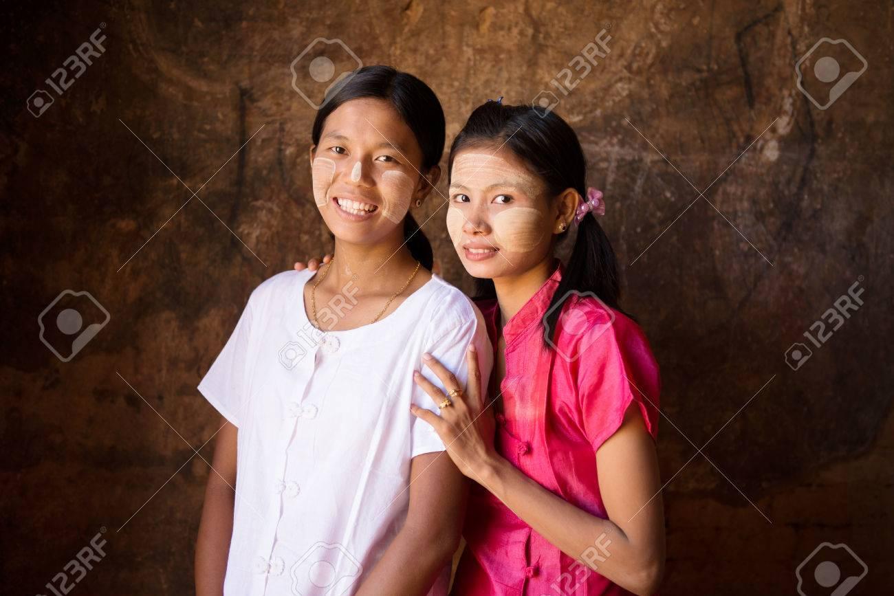 Girl myanmar pretty Beautiful Myanmar
