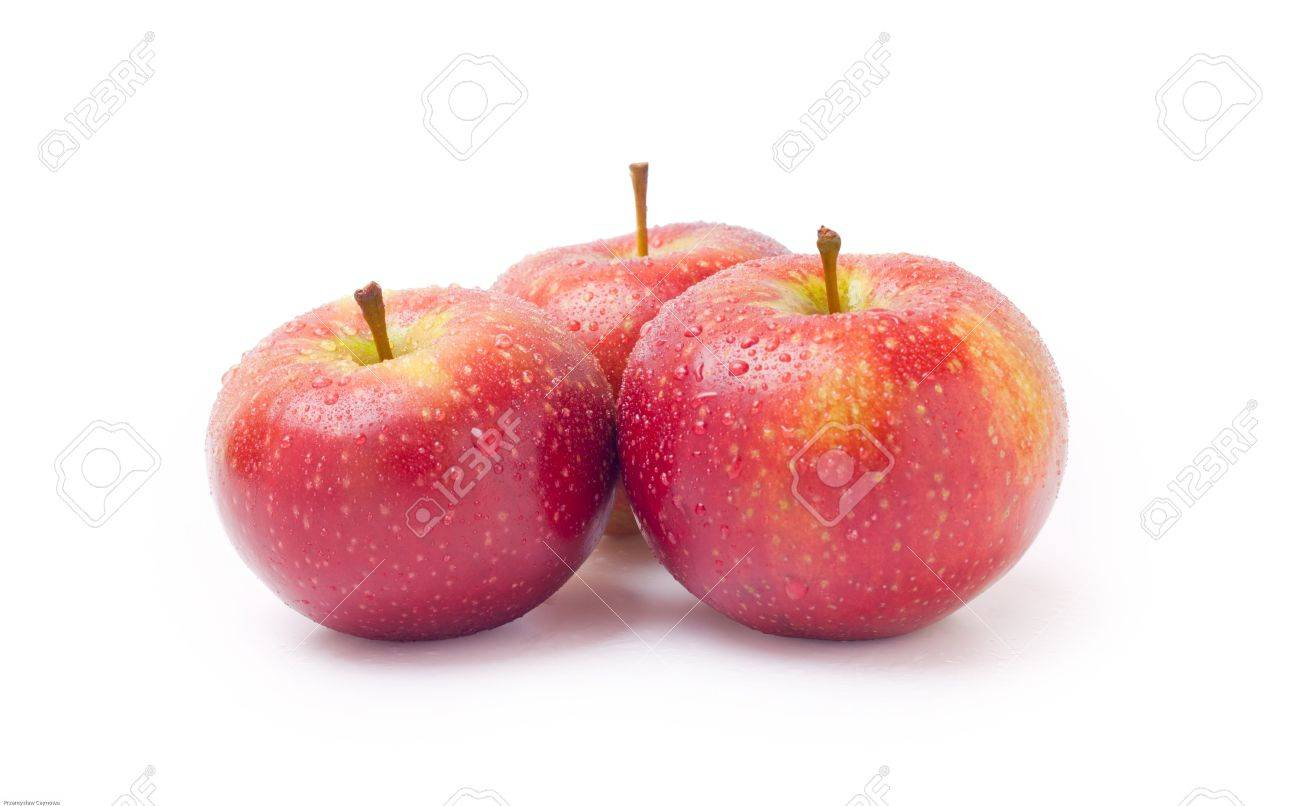 Three apples Stock Photo - 7864514