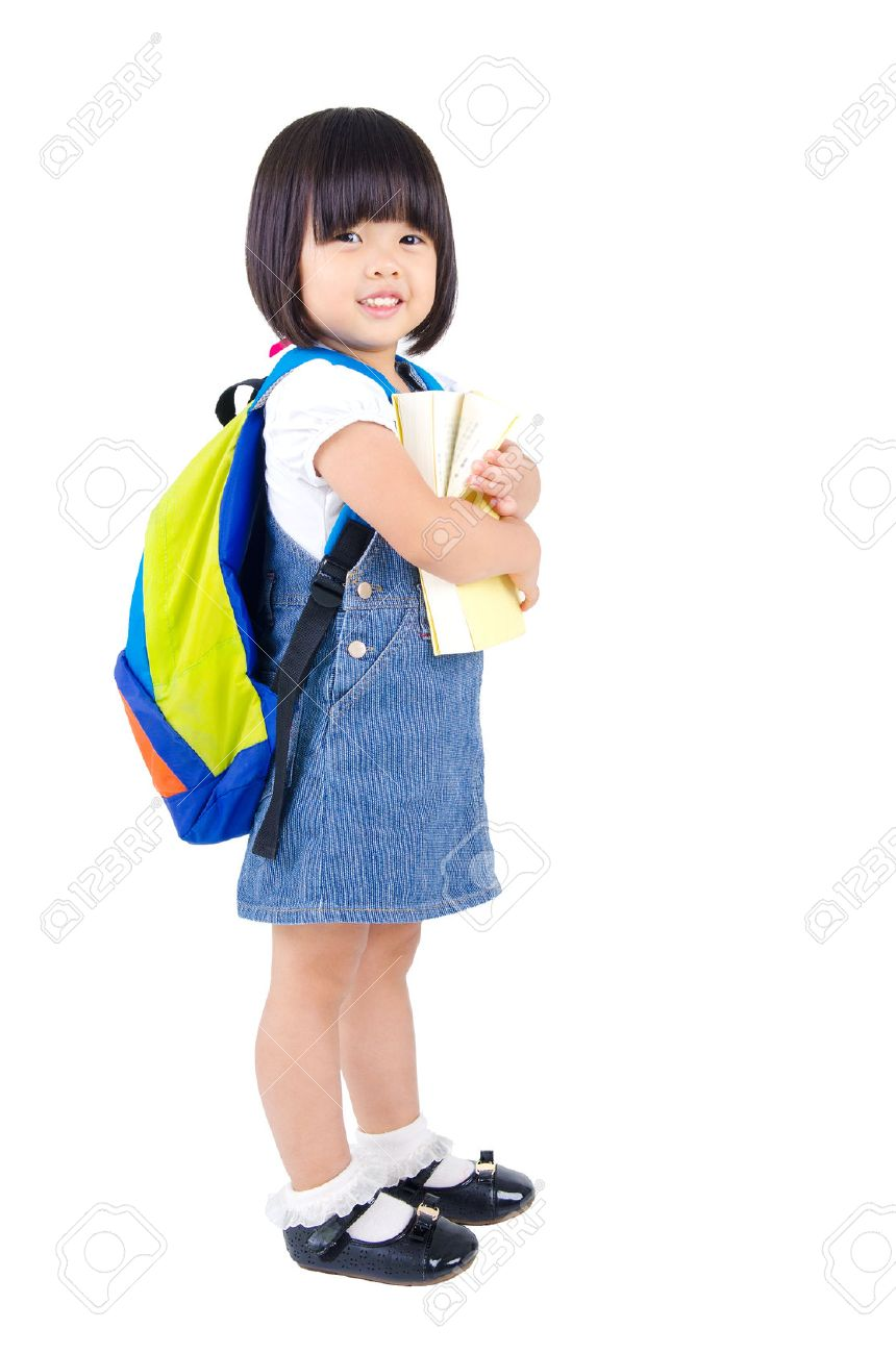 Lovely asian kindergarten student - 35925911